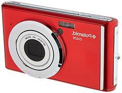 Polaroid 18.0 Megapixel Digital Camera - Style, Red