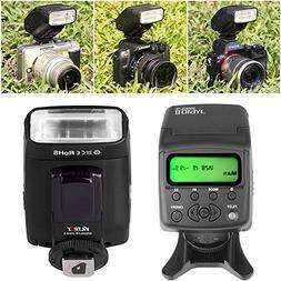 Viltrox JY610 II Mini Universal Speedlite for Nikon Sony Can