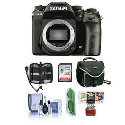 Pentax K-1 Mark II DSLR Camera Body With Free Mac Accessory