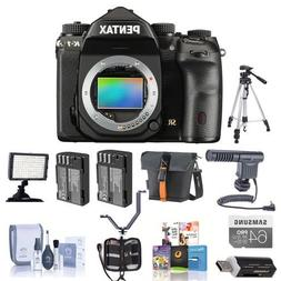Pentax K-1 Digital SLR Camera Body - Bundle with Camera Case