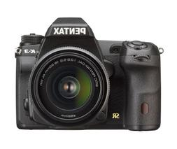Pentax K-3 DSLR Camera with 18-55mm WR Lens Kit  3.2 inch LC