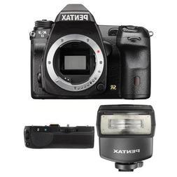 Pentax K-3 II Digital SLR Camera Body, 24.35MP, Full HD 1080