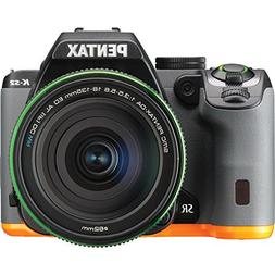 Pentax K-S2 DSLR Camera with 18-135mm Lens