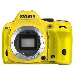 Pentax K-50 16MP Digital SLR Camera with 3-Inch LCD - Body O