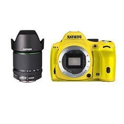Pentax K-50 16MP Digital SLR Camera 3-Inch LCD with 18-135mm