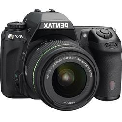 Pentax K-7 14.6 MP Digital SLR with Shake Reduction and 720p
