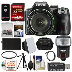 Pentax K-70 All Weather Wi-Fi Digital Camera & 18-135mm WR L