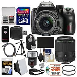 Pentax K-70 All Weather Wi-Fi Digital SLR Camera with 18-55m