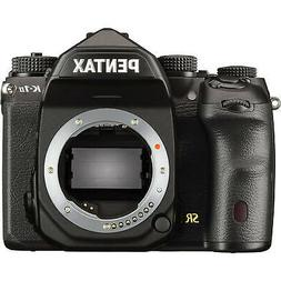 "Pentax K-1 Mark II  36MP Weather Resistant DSLR with 3.2"" TF"
