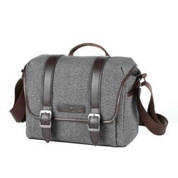 K&F Concept DSLR SLR Camera Shoulder Bag Case Waterproof for