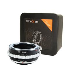 K&F Concept Nikon-FX Adapter Nikon  to Fujifilm X-Series Fuj