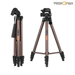 K&F CONCEPT Professional Photography Tripod for DSLR SLR Can