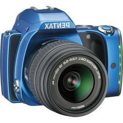 Pentax K-S1 Digital SLR Camera w/18-55mm Lens - Blue