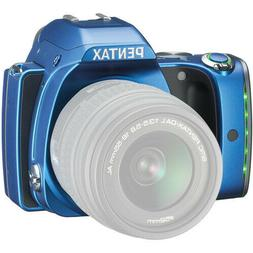 k s1 dslr camera body only blue