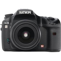 Pentax K20D 14.6MP Digital SLR Camera with Shake Reduction