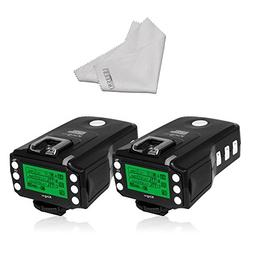2 PCS Pixel King PRO Transceiver TTL for Sony Mirrorless Cam