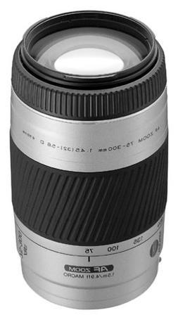 Konica Minolta AF Zoom 75-300mm f/4.5-5.6 SLR Lens Maxxum SL