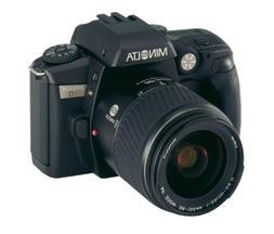 Konica Minolta Maxxum 70 35mm SLR Camera with 28-100mm Lens