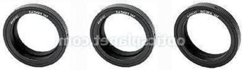 07378 t mount slr camera adapter black