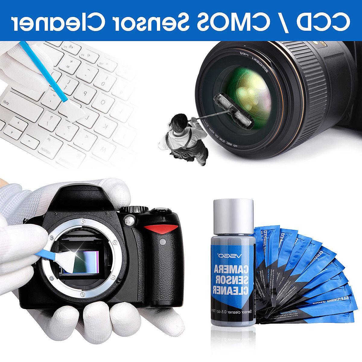 12in1 vsgo aps c cmos sensor cleaning
