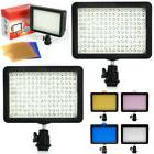 2Pack 160 LED Studio Video Light for Canon Nikon DSLR Camera