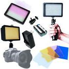 Best 160 LED Studio Video Light Set for Canon Nikon DSLR Cam