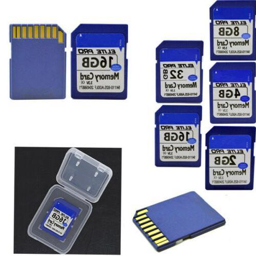 16G SD Memery High SD Card Card For DSLR Camera