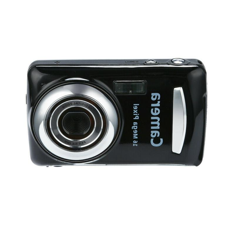 "2.4"" Screen Camera Zoom Camcorder Flash"