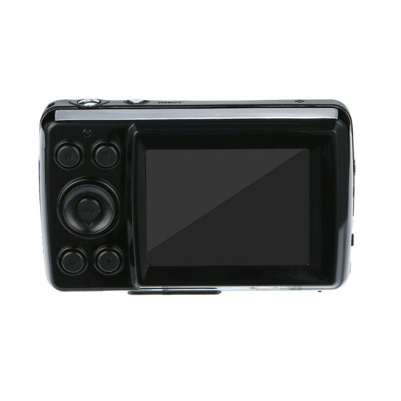 "2.4"" Digital Camera 16MP Zoom Video Flash Mic"