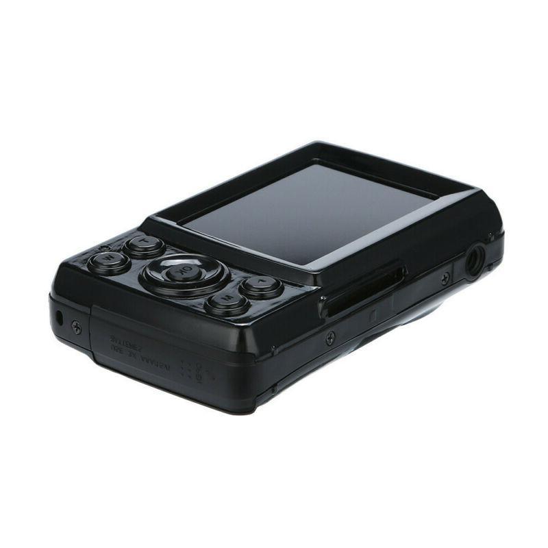 "2.4"" Zoom Camcorder Flash Mic"