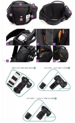 Case Compact Sling DSLR Protection
