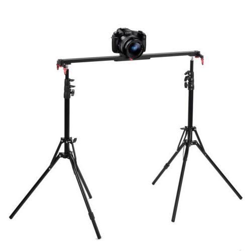 24''/32''/40''/48''DSLR Camera Track Slider Video Track
