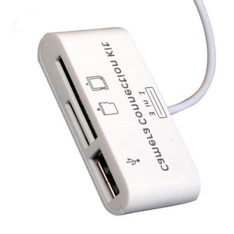 US DSLR Link Card OTG iPad Pro