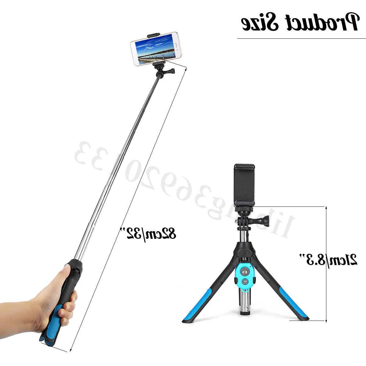 3-In1 Arm Stick For Phone Camera