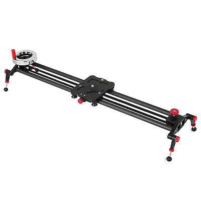 "31.5"" DSLR Camera Rail Video Flywheel 80cm"
