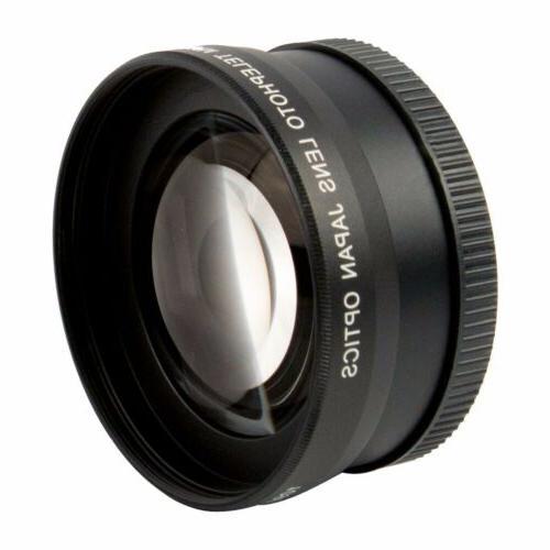 Vivitar 40.5mm  2x2 TELEPHOTO CAMERA LENS