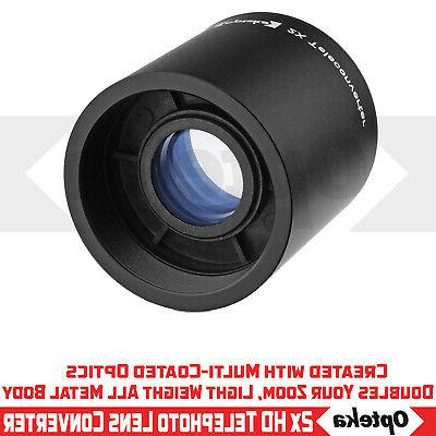 Opteka 420-1600mm Telephoto Lens Nikon D5600 D5500 D3400