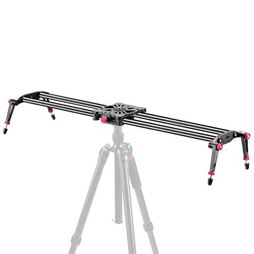 Neewer Fibre Camera Slider System with 17.5lbs8kg Capacity