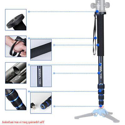 5-Section Carbon Fiber Stick D4F5