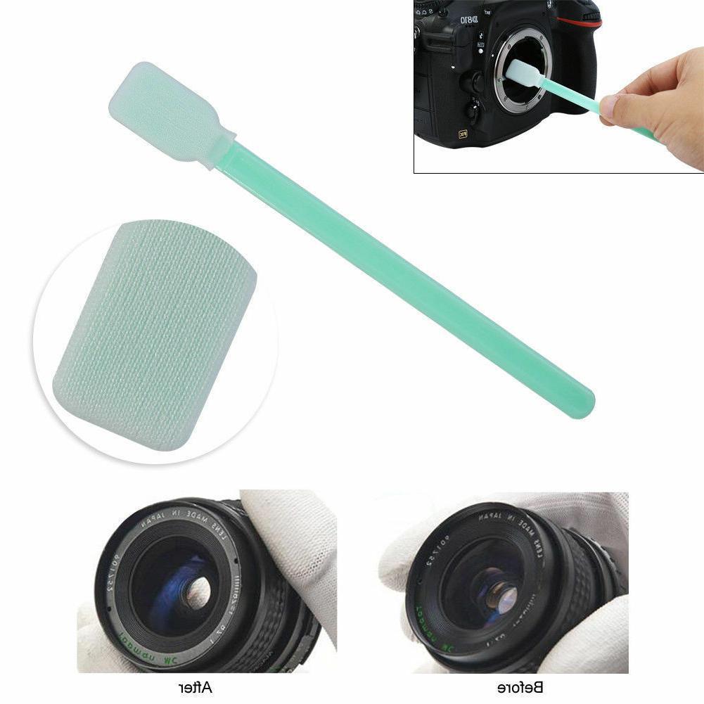 6 CMOS Cleaner Wet SWAB Sensor Cleaning Camera