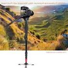 """Professional 63""""Monopod Stand with Fluid Head for SLR DSLR C"""