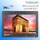 "FEELWORLD 7""inch HD IPS LCD Video Monitor for DSLR Camera DV"