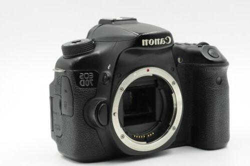 Canon Digital SLR 20.2MP Camera