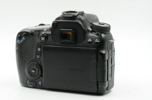 Canon 70D Digital SLR 20.2MP Camera