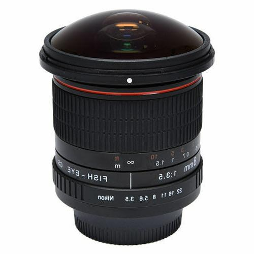 8mm f 3 5 fisheye lens