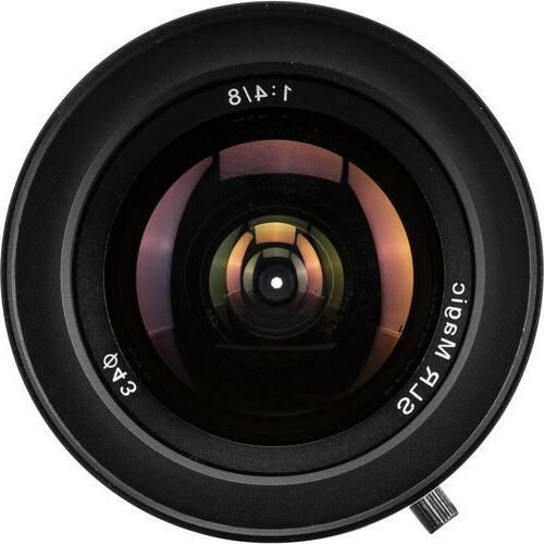 SLR Lens Thirds System Designed for &Stabilizers