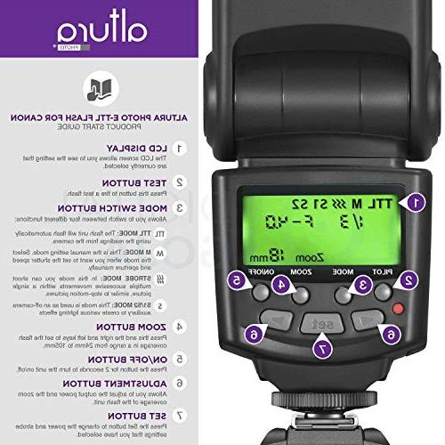 Altura Kit Canon Wireless Set and