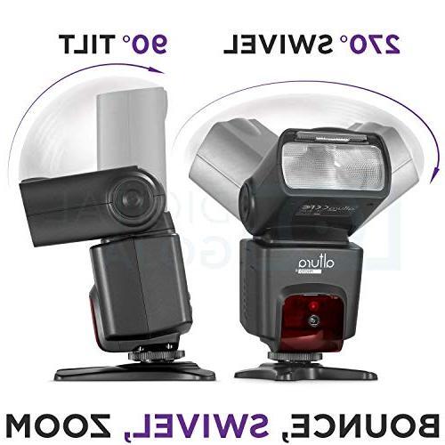 Altura Photo Professional Kit with E-TTL Flash Wireless Trigger