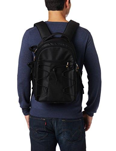 AmazonBasics Backpack Cameras Accessories - Black