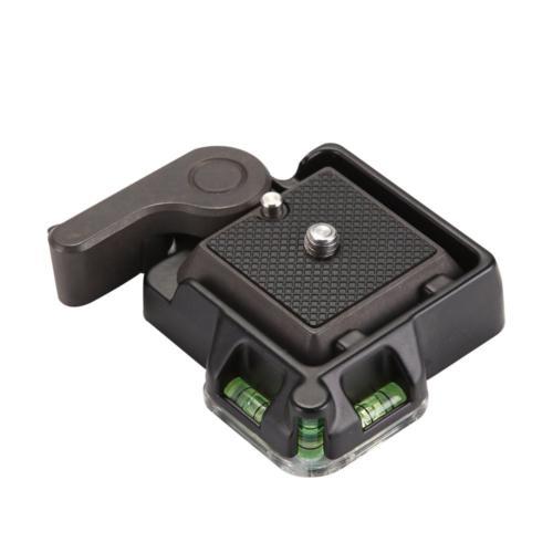 BLUECELL Camera Camcorder Tripod Monopod Ball Head Quick Rel